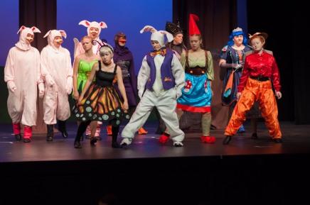 Shrek the Musical, 2013