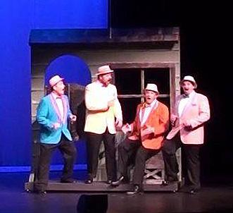 The Barbershop Quartet