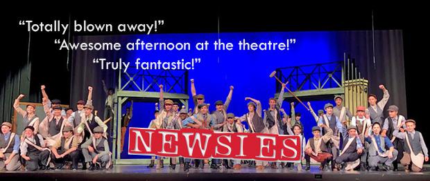 Spotlight Productions presents Newsies