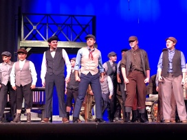 Spotlight Productions presents Newsies