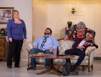 A Nice Family Christmas, 2019