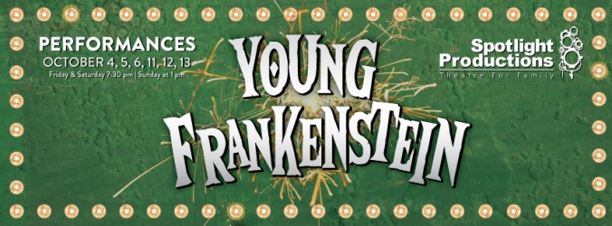 Young Frankenstein - the first two weekends in October at the West Bend High School Theater