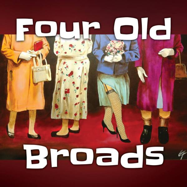 Spotlight Productions presents Four Old Broads - February 28, 29 and March 1, 2020 at UWM Washington County